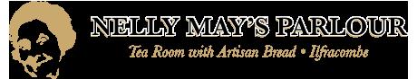 Nelly Mays Parlour Ilfracombe Logo