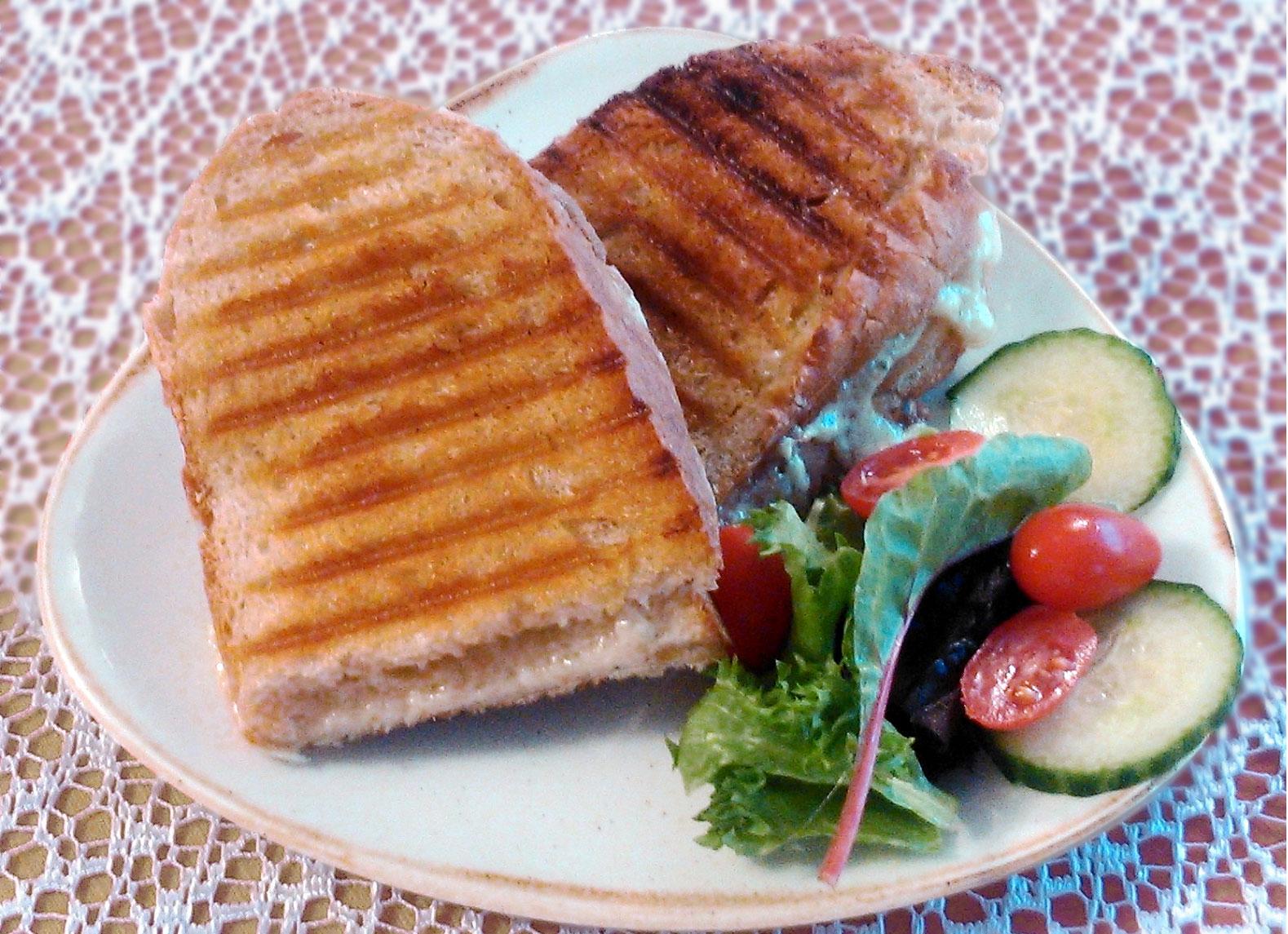 Crunchy Toastie